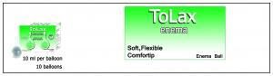Tolax 10ml ()