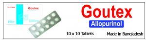 Goutex Tablet ()